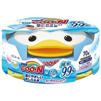GOO.N 99% Purified Water Baby Wipe Dispenser 70PK