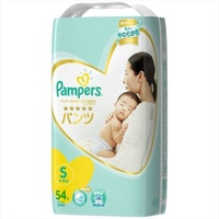 Clearance : Pampers Premium Pants Size S 54PK (4-8KG) Made from July 2018