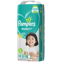 Pampers Nappies Japan Version Size L 54PK (9-14KG)