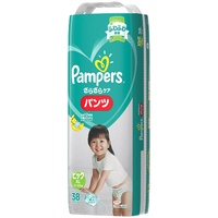 Pampers Pants Japan Version Size XL 38PK (12-22KG)